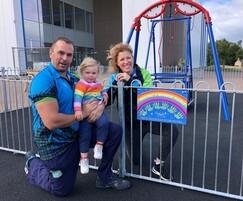 Proludic's 100 rainbows pledge