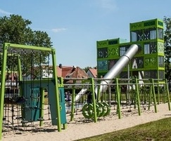 Proludic Play & Sports Areas: Bespoke Mining Themed Playgrounds