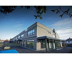 One of the first PassivHaus schools in the UK