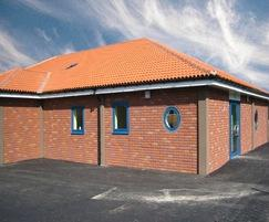Insulated concrete, Blanford Mere School, Dudley