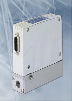 Mass flowmeter (for gases)