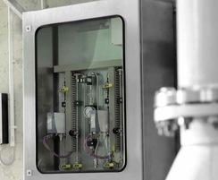 Burkert Oxydatorbox – Everswinkel waterworks oxidation