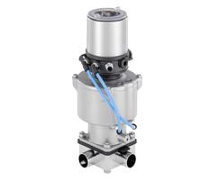 Robolux valves, supplied for BioPure