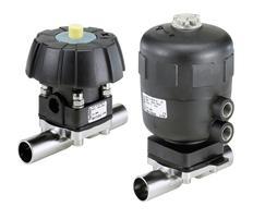 Bürkert Fluid Control Systems: Bürkert launches latest hygienic diaphragm valve