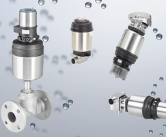 ELEMENT stainless steel valves, controllers and sensors