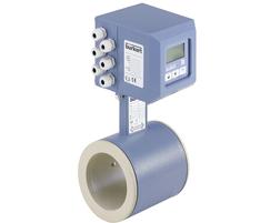 Full bore mag flowmeter - type 8054