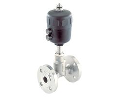 Type 2712 2/2-way globe control valve