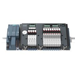 Bürkert Fluid Control Systems: Bürkert's valve island now links with Siemens ET 200SP