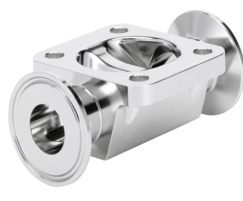Bürkert Fluid Control Systems: Bürkert project re-engineers diaphragm valves