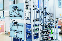 Bürkert has a wide range of flow control devices and se