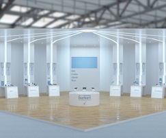 Bürkert Fluid Control Systems: Visit Bürkert's 3D virtual exhibition from your desktop