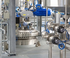 Industrial valves provide cost savings