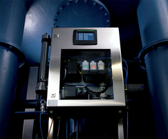 MS06 - water analyser for monitoring iron content