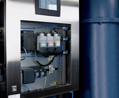 Lower costs down to intelligent control cabinet install