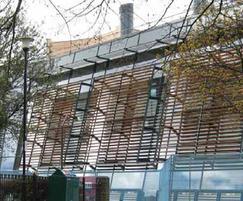 Bradford University, Sustainability & Enterprise Centre