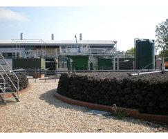 Research centre plant nearing completion