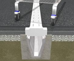 High capacity drainage