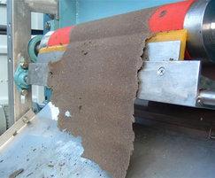 Sewage treatment works sludge