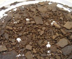 Water treatment works sludge