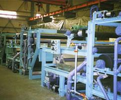 Ace medium pressure belt press awaiting delivery