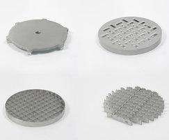 A range of gratings is available to suit most traffic