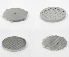 A range of gratings is available to suit most levels of