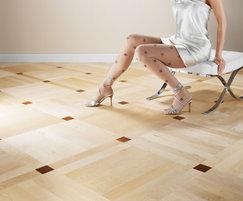 Canadian Maple hardwood flooring | BOEN UK | ESI Interior Design
