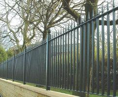 Designer Range - bespoke railings to order