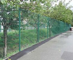 ProGuard mesh fencing with V crimp