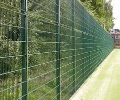 TwinSports ball stop fencing
