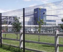 VGUARD mesh fence