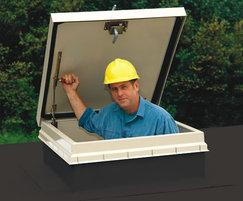 S-50T fixed ladder access hatch