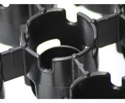 BodPave® 85 ground reinforcement, castellations