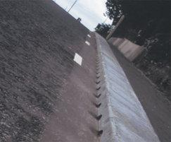 Charcon Highway® combined kerb and drainage system