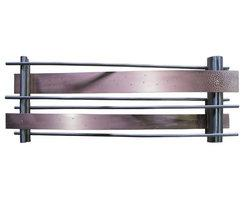 Contemporary stainless steel balustrades