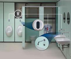 Direct Flush infrared sensor urinal valve
