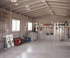 Groundsman's workshop - highly secure, vandal resistant