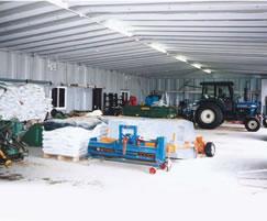 Greenkeeper's shed - highly secure, vandal resistant
