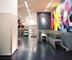 Acrovyn® Sheet, Marks & Spencer