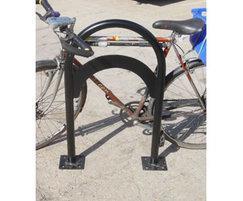Flat bar crescent rack