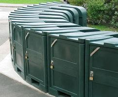 BykeBin lockers