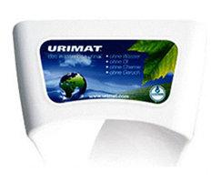Urimat ecoinfo urinal with light up display