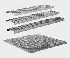 Type O2 perforated planks