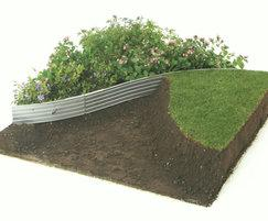 AllEdge aluminium lawn edging system