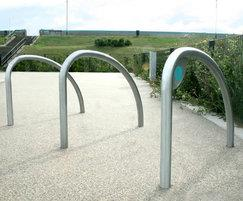 Fin cycle stand, Canvey Island