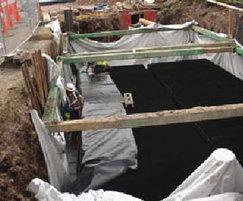 GEOdek® standard stormwater infiltration system
