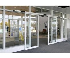 Slimdrive SL NT automatic sliding door system