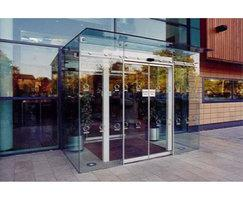 Slimdrive SL-NT automatic sliding door system