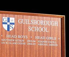 Honour boards