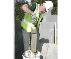 Thin-Joint system for aircrete blockwork
